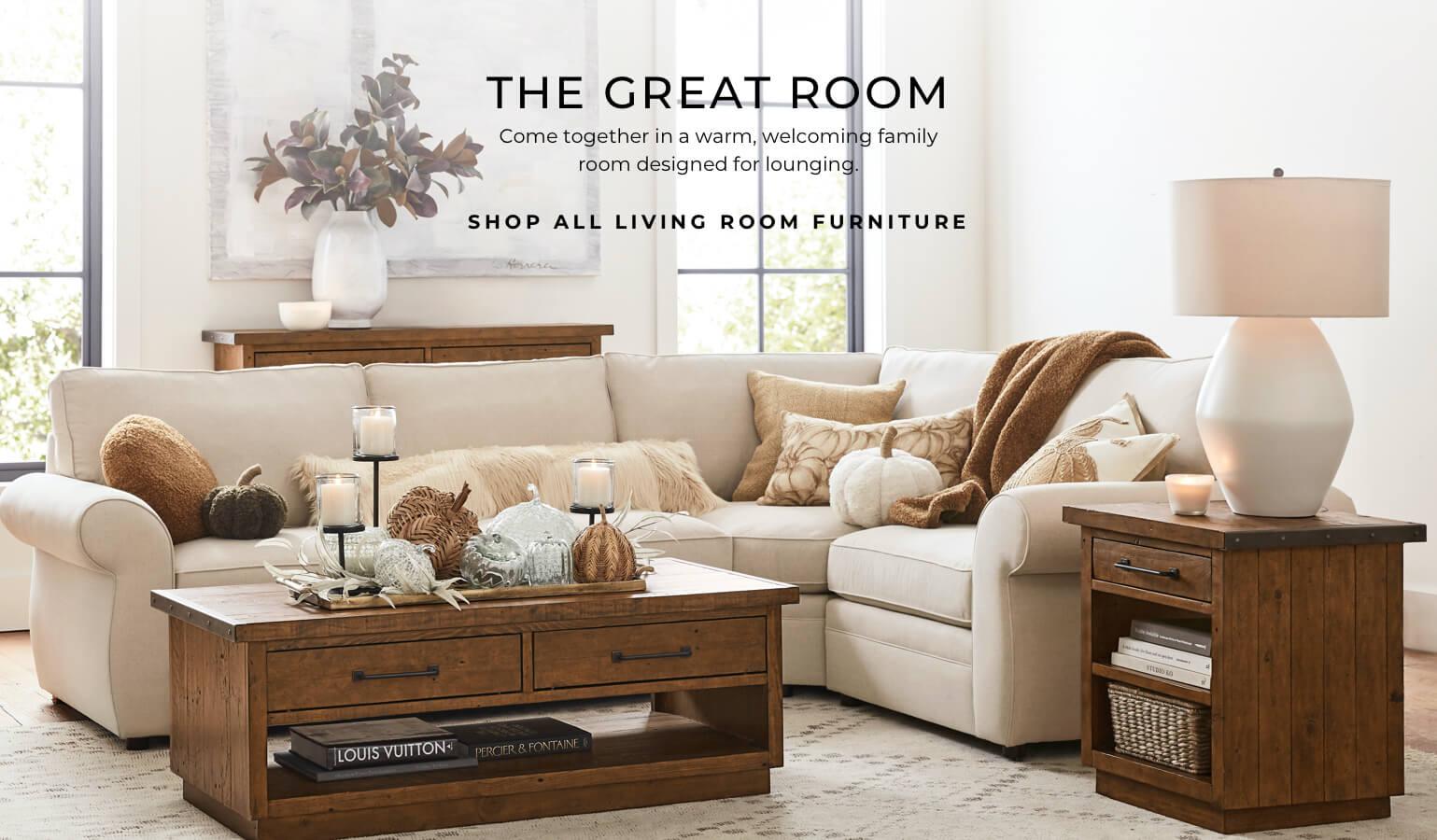Pottery Barn UAE  Shop Home Accessories, Furniture, Home Decor & More